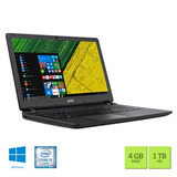 Notebook Acer Es1-572-3562 Intel Core I3 4gb Ram 1tb Hd 15.6