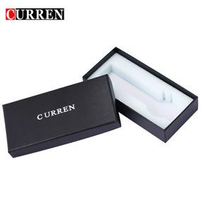 5b05c2d7660 Kit 4 Caixas Relógio Original Curren Para Presente
