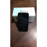 Iphone 4 - Negro - 32 Gb - Liberado