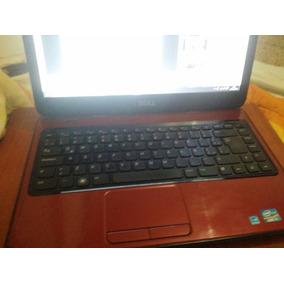 Laptop Dell Inpiron 14 N4050 I5 4 Gb De Ram 500 Hdd