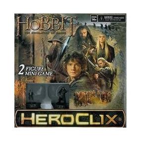 Heroclix - The Hobbit The Desolation Of Smaug - 2 Figure Min