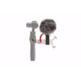 Dji Osmo Microfone Rode Original + Suporte 360º