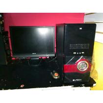 Computadora Completa Cpu Nuevo Y Monitor Somos Tienda