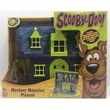 Scooby Doo Playset Mansion De Misterio 05569
