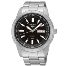 Relógio Seiko Masculino Automático Snkn13b1 P1sx 564760 Novo