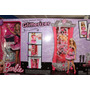 Barbie Set Glitterizer Playset Con Muñeca