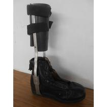 Ferula Protesis Bota Pierna Derecha #b509