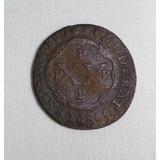 Moeda Xx Reis 1698 Pppp