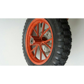 Roda/pneu/câmera Mini Moto Cross 49cc Aro 8