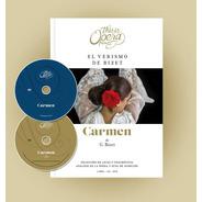 Carmen - Bizet - This Is Opera N° 16 - Libro Cd Dvd