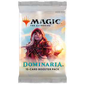 Magic The Gathering Dominária Booster Em Português 15 Cards