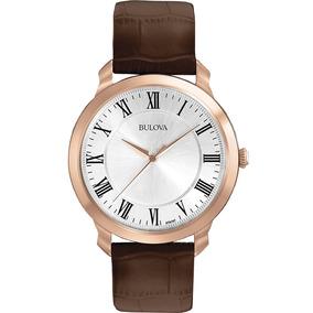 Reloj Bulova Classic Para Hombre Original 97a107