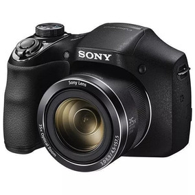 Câmera Sony Dsc H300 3.0 20.1mp Zoom Óptico 35x