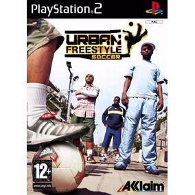 Urban Freestyle Soccer Futebol De Rua Play2