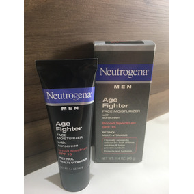 Neutrogena For Men Age Fighter Fps15 Anti Rugas Masculino