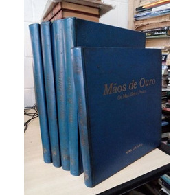 Livro Mãos De Ouro - Coleção Completa (5 Livros) Não Consta