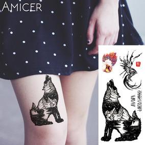 Tatuagem Grande Delicadas !!! Novos Modelos!