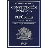 Constitucion Politica De La Republica 2021 / Ed. Juridica