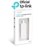 Adaptador Ethernet Tp-link Ue300 Usb 3.0 P/ Lan Rj45 Gigabit