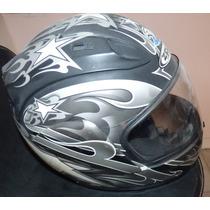 Casco De Moto Zeus Helmet C/ Nuevo - Talle L