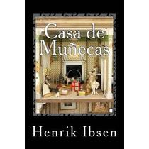 Libro Casa De Munecas - Nuevo
