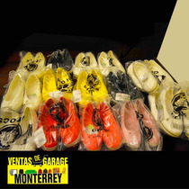 Lote 15 Pares De Zapatos Crocs Para Dama Nuevos Variados