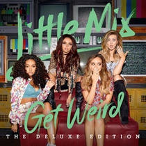 Cd Get Weird (dlx) Little Mix 2015