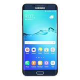 Samsung Galaxy S6 Edge Plus Sm-g928v 32gb Sapphire Black Sma