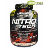 Nitro Tech Performance 4 Lbs De Muscletech - Envío Gratis !!