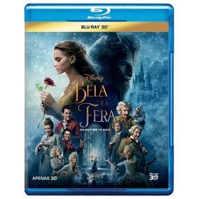 Bela E A Fera, A (blu-ray 3d)