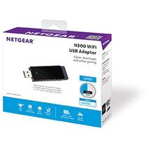 Adaptador Usb Wifi Netgear N300 (wna3100)