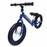 Bicicleta Sin Pedales Monzó Azul