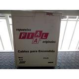 Cable De Bujia Fiat Tempra 132 Motor 2000 4 Cl
