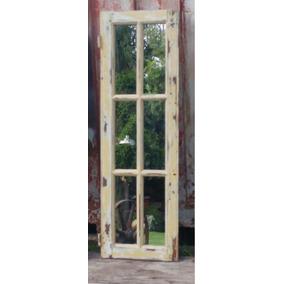 Ventanas antiguas hechas espejo decoraci n para el hogar for Mercadolibre argentina ventanas de madera