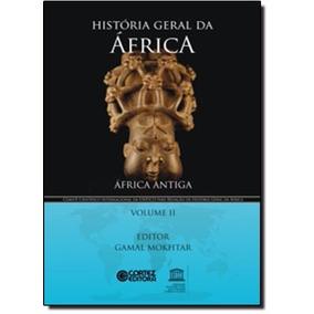 Historia Geral Da África Vol. 2 África Antiga - Raríssimo