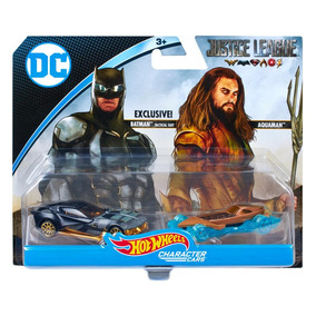 Lat Dc Justice League Character Car 2 Pack