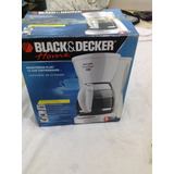Cafetera Eléctrica Black And Decker Modelo 2500