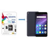 Telefono Celular Xiaomi Redmi Gris 4a 32gb + Memoria 32gb