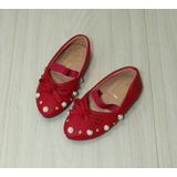 Zapatos Niña Baleta Fiesta Elegante