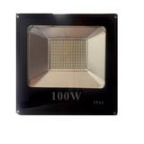 Reflector Led 100 Watts Ultradelgado Ip66 Luminosidad 100w