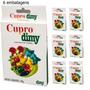 6 Fertilizante Cupro Dimy 30gr Jardim Flores Horta Fungicida