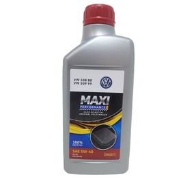 Oleo Maxi Castrol 5w40 100% Sintetico Original Vw