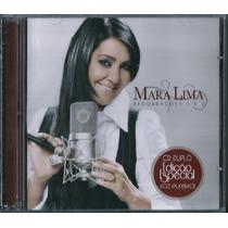 Cd Mara Lima - Recordações 1 E 2 Ed Especial (cd+pb)