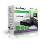 Conversor Digital Cd 636 + Antena Ai 3100 Intelbras