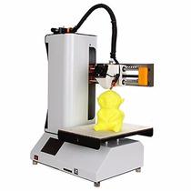 Impressora 3d Cnc Portátil Montada Auto-nivelamento + Brinde