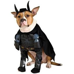 Disfraz Para Perro Traje Animal Doméstico Del Perro De Batm