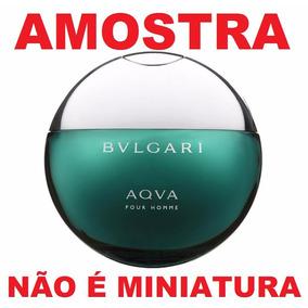 Bvlgari Aqva Pour Homme Em Decant Amostra 5ml Bulgari Aqua