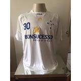 Camisa Cruzeiro - Usada Por Kleber Gladiador No Ano De 2009