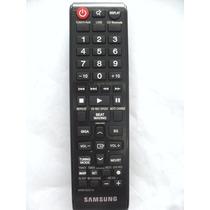 Controle Remoto Mini System Samsung Mx-f630 Mx-f730 Mx-f850