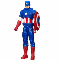 Capitão América - Avengers Assemble - Titan Hero Series 30cm